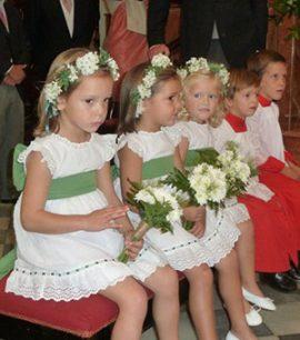 Vestidos ceremonia ninos baratos